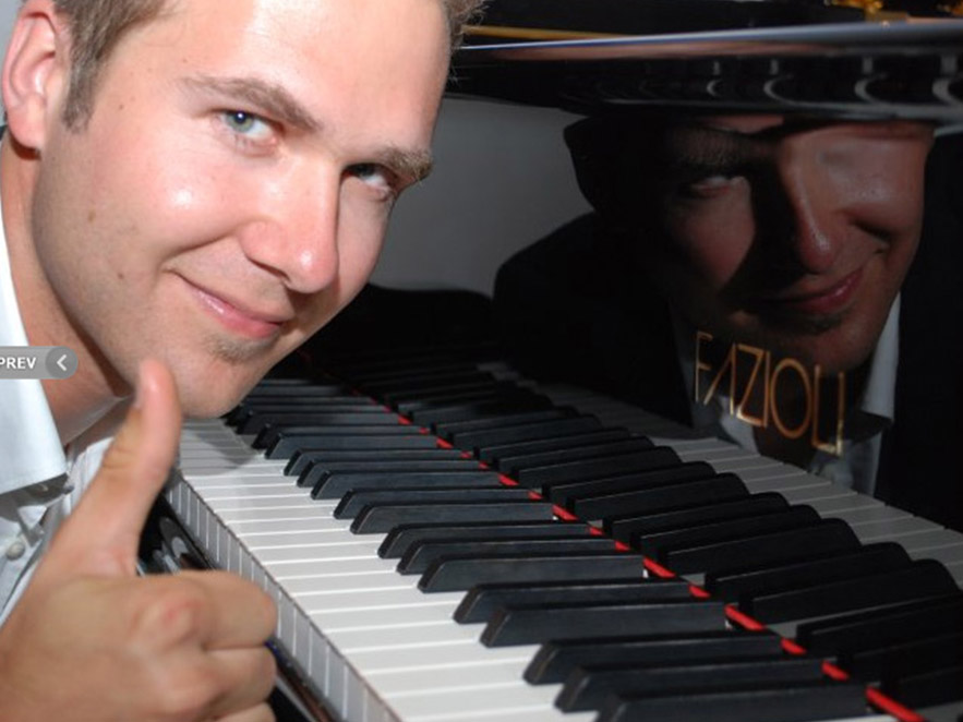 Boogie Woogie & Blues-Piano